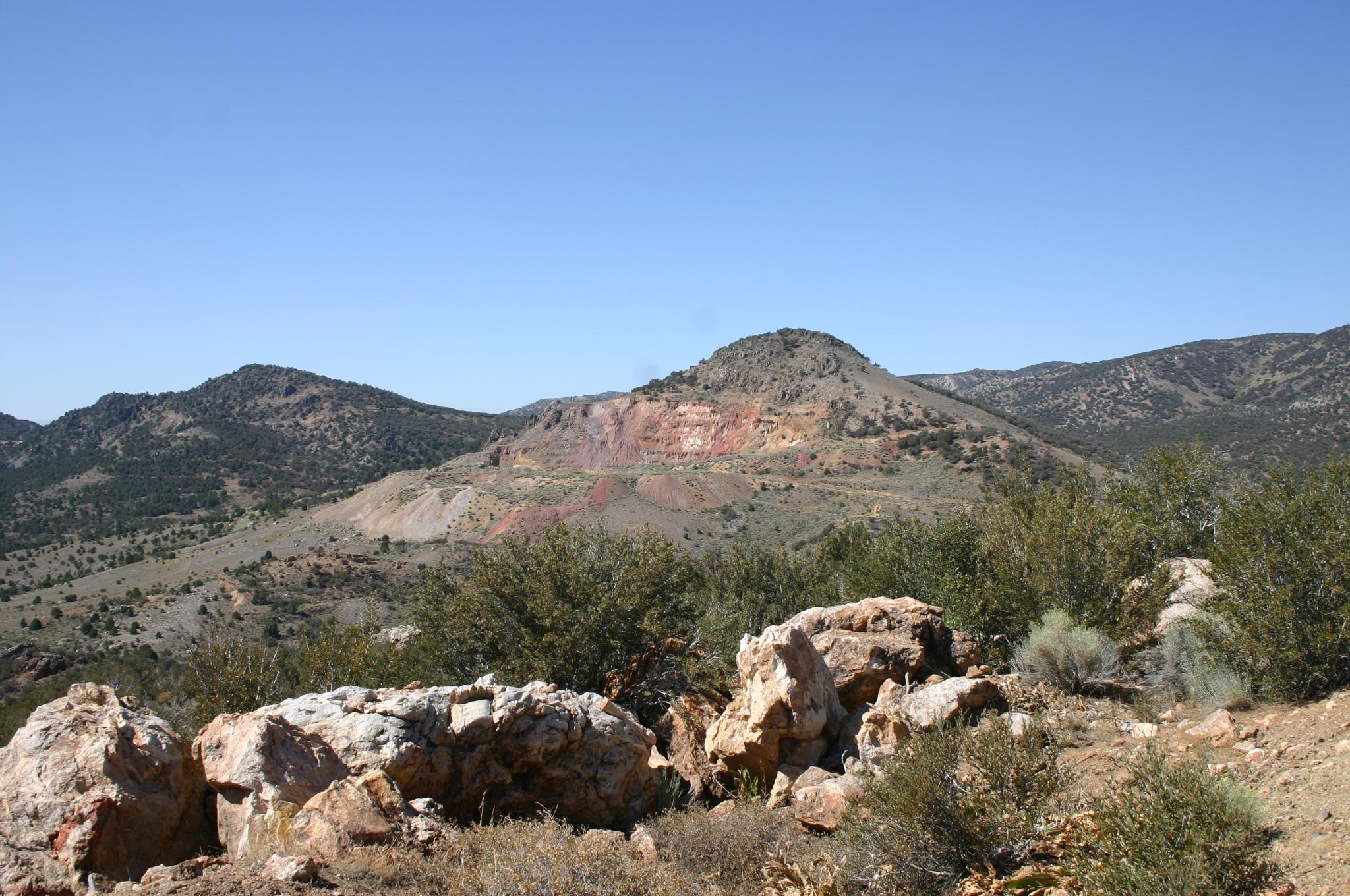 Eureka Project - Lookout Pit
