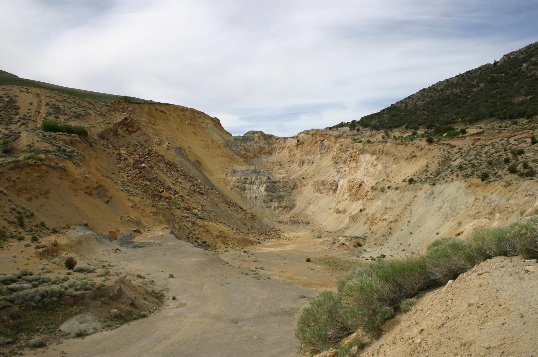 Eureka Project - Rustlerl Pit